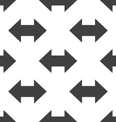 2 side arrow seamless pattern vector image