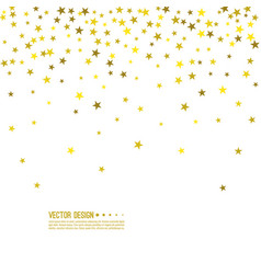 Abstract background with starry vector