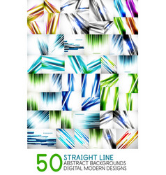 mega collection digital technology speed motion vector image