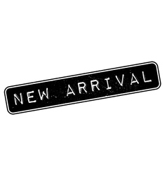 New Arrival rubber stamp vector