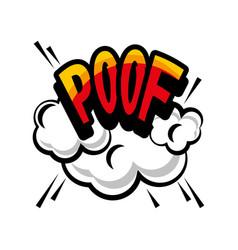 Pop art poexplosion bubble detailed style icon vector