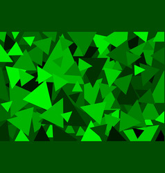 triangle - geometric background vector image