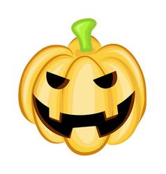 Halloween pumpking vector