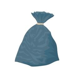 Garbage bag icon cartoon style vector image vector image