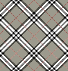 Fabric texture in a square pattern seamless vector
