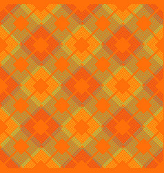 subtle line squares seamless pattern vector image