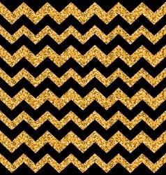 Glitter Seamless Zigzag Texture vector