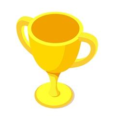 Icon trophy vector