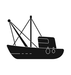 Fishing Trawler Sign Vector Images (over 110)