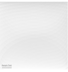 gray and white abstract background vector image