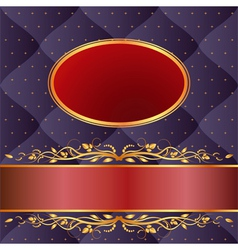 Navy blue and maroon background vector