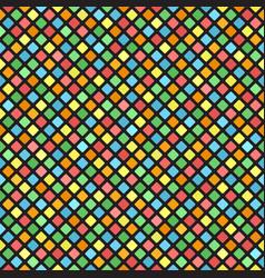 diamond pattern seamless background vector image vector image