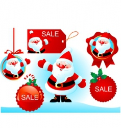 christmas design vector image