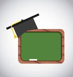 High school design vector