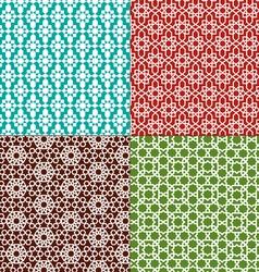 Moroccan patterns2 vector