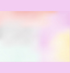 abstract colorful in pastel gradient combination vector image vector image