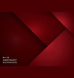 abstract of gradient red background vector image