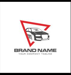 Automotive logo vector