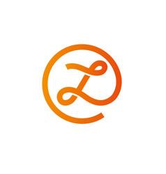 Letters z logo design template elements vector