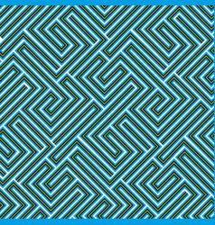 seamless maze texture vector image