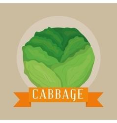 Vegetables icon design vector image