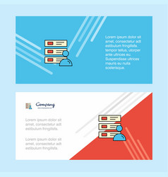 Files abstract corporate business banner template vector