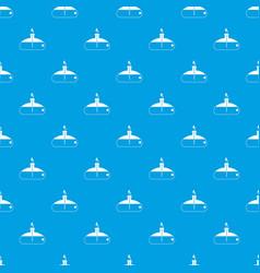 Spiritlamp pattern seamless blue vector