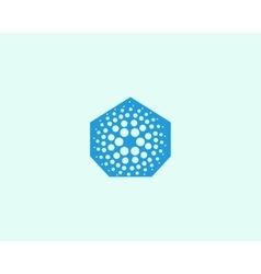 Abstract house logo design template universal vector