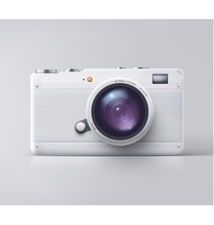 Isolated Camera vector image vector image