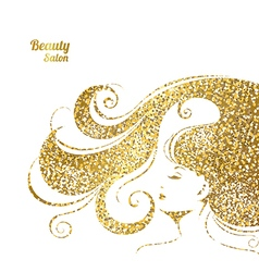 Fashion Banner for Make Up Cosmetic Shopping vector image vector image