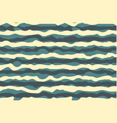 abstract rendy horizontal background with vector image