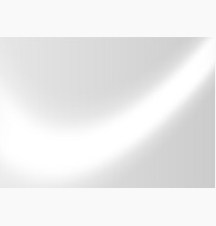 Abstract soft light on gray gradient background vector