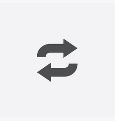 auto play outline icon vector image