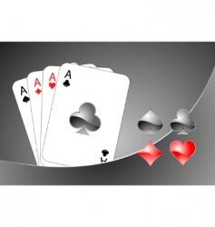 Casino illustration vector