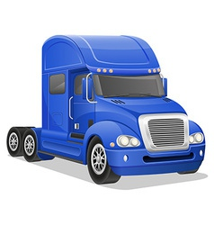 blue track 01 vector image vector image