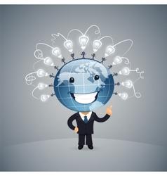 Global Idea vector