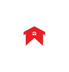 home buildings logo and symbols icon vector image