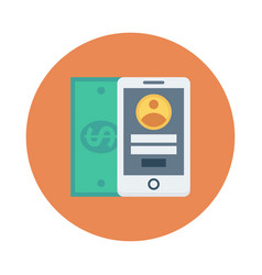 Mobilemoney vector