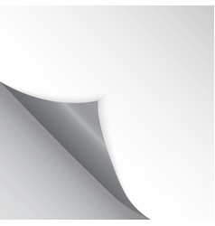 Pattern of bent corner for free filling of gray vector