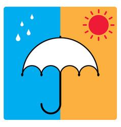 Umbrella 01 vector