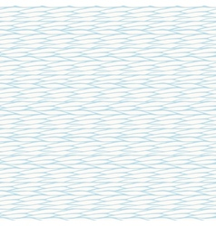 Seamless pattern with abstract geometric waves vector image vector image