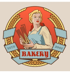 Best bakery1 vector image