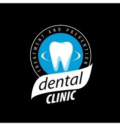 Logo dental vector