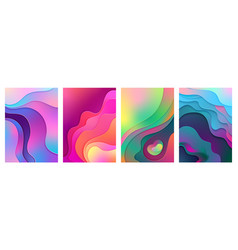 metallic modern gradient active mixed gradient vector image