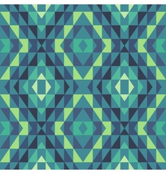 abstract ethnic seamless background vector image