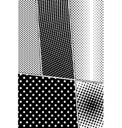 abstract monochrome composition vector image