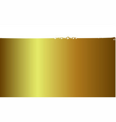 Golden drink vector