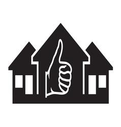 House ikona2 resize vector image
