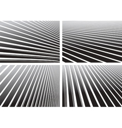 Perspective lines vector