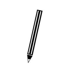 school pen write drawn object element icon vector image